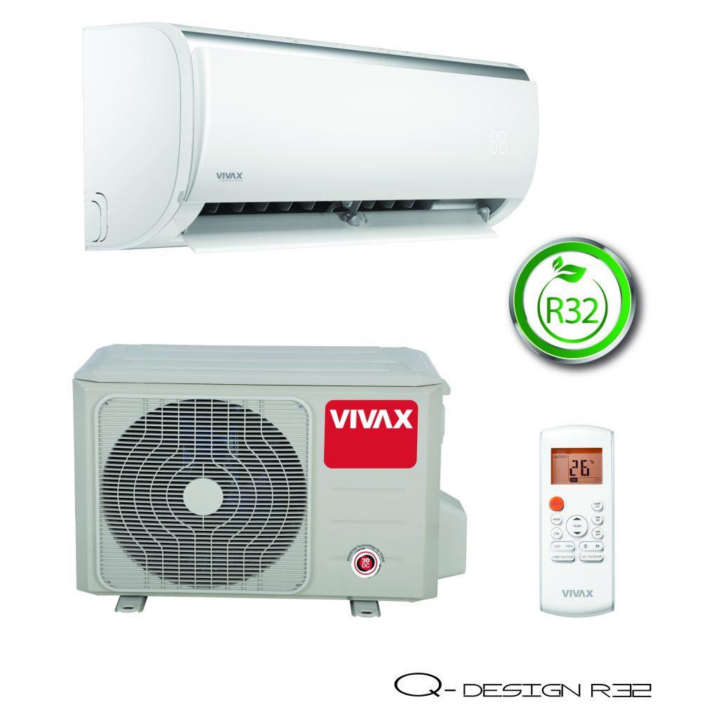 Vivax zanesljive klimatske naprave vredne nakupa.